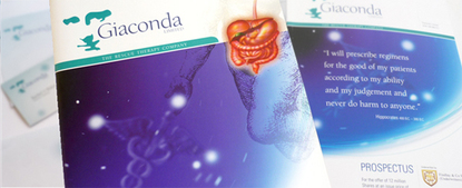Branding and Annual Reports for Pharmaceutical